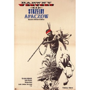 Apache Rifles, Polish Movie...