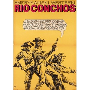 Rio Conchos, Polish Movie...