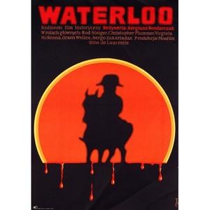 Waterloo,  plakat filmowy,...