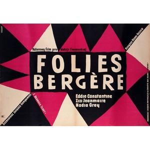 Folies Bergere, Polish...