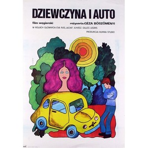 Girl and a Car, Polish...