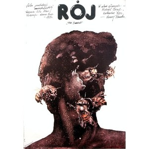 The Swarm, Polish Movie Poster