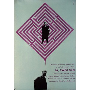 Father, Polish Movie Poster