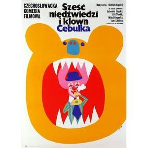 Six Bears and a Clown,...