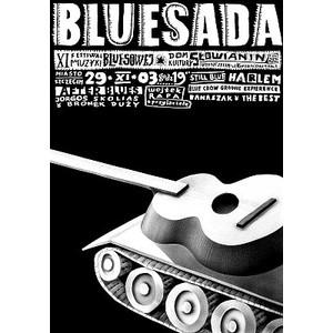 Bluesada XII, Polish Poster