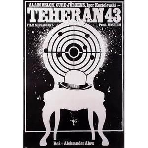 Teheran-43, Polish Movie...