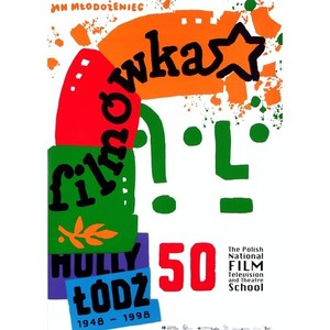 Filmowka 50 lat, Polish Poster