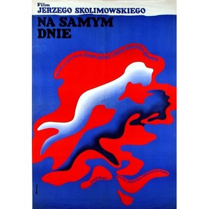 Deep End, Polish Movie Poster
