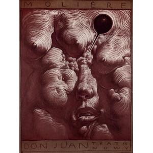 Don Juan - Moliere, Polish...