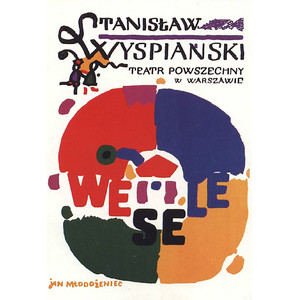 Wedding, Wyspianski, Polish...