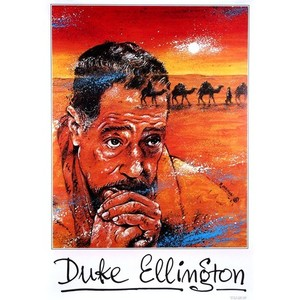 Duke Ellington, Polish Poster