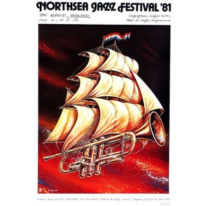 Northsea Jazz Festival 81,...