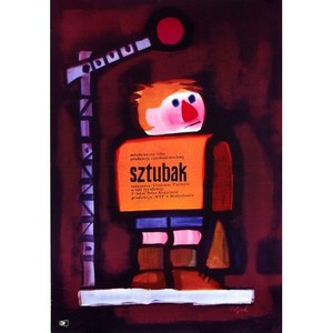 Sztubak, Polish Movie Poster