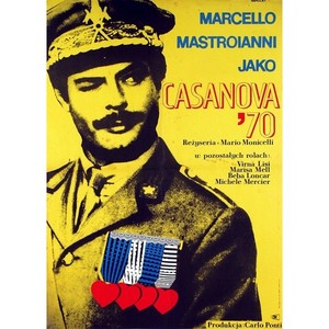 Casanova 70, Polish Movie...