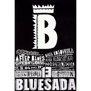 Bluesada XIII, Polish Poster