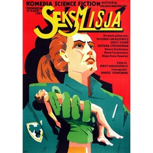 Seksmisja, Polish Movie Poster