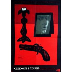 Rouge et noir, Polish Movie...