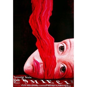 Smieci, Polish Theater Poster