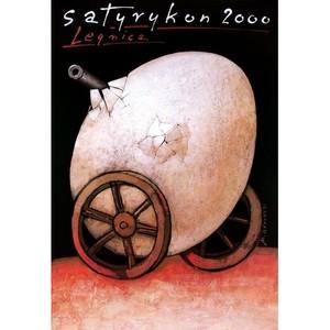Satyrykon 2000, Polish Poster