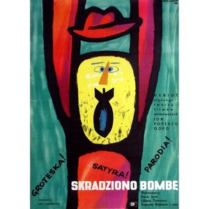 Stolen Bomb, Polish Movie...