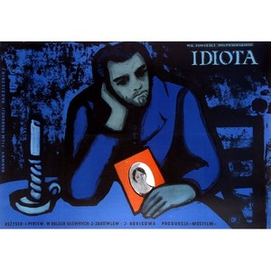 The Idiot, Polish Movie Poster