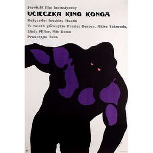 King Kong Escapes, Polish...