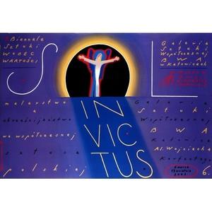 Sol Invictus, Polish Poster