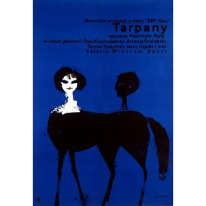 Tarpany, Polish Movie Poster