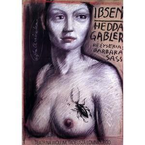 Hedda Gabler, Ibsen, Polish...