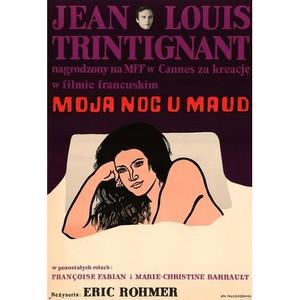 Ma nuit chez Maud, Polish...