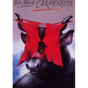 Carmencita, Polish Theater...