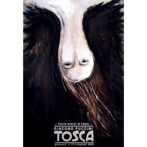 Tosca - Puccini, Polish...