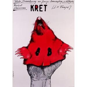 Kret - La Taupe, Polish...