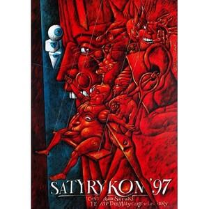 Satyrykon 1997, Polish Poster