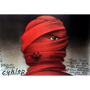 Cyclops, Polish Theater Poster