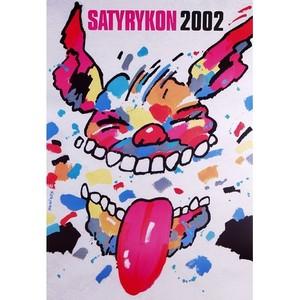 Satyrykon 2002, Polish Poster