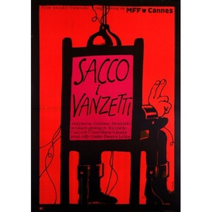 Sacco and Vanzetti,  plakat...