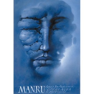 Manru, Paderewski, Polish...