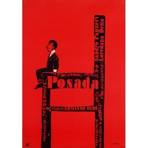 The Job , Polish Movie Poster
