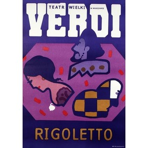 Rigoletto, Verdi, Polish...