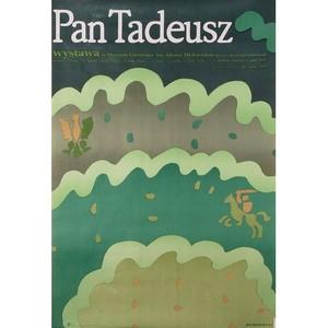 Pan Tadeusz, Polish Poster