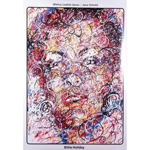 Billie Holiday, Polish Poster
