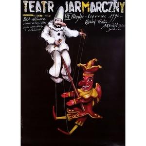 Teatr Jarmarczny, Polish...