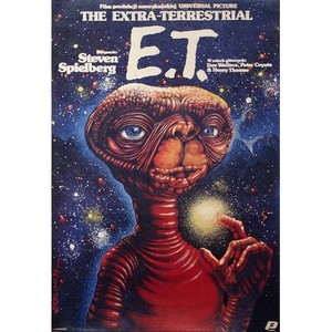 E.T. the Extra-Terrestrial,...
