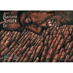 Rise of Arturo Ui, Brecht,...