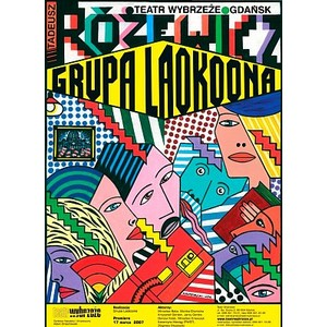 Grupa Laokoona, Rozewicz,...