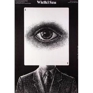 Wielki Szu, plakat filmowy