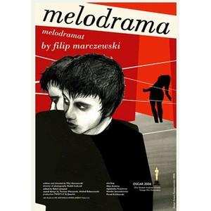 Melodrama,  polski plakat...