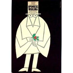 Scrooge, Polish Movie Poster