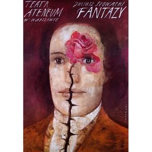 Fantazy, Polish Theater Poster